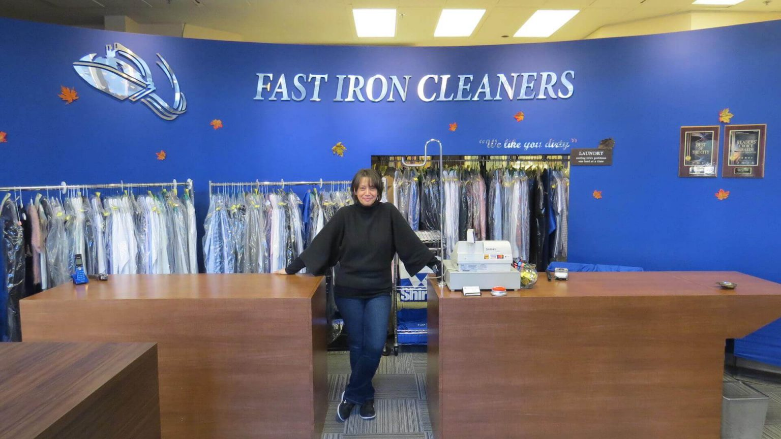 Fast Iron Cleaners